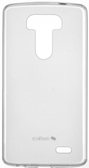 Силиконовый чехол Melkco TPU на LG G4 H818/H815 White