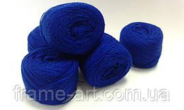 Акрил для вышивания 0691 темно-синий