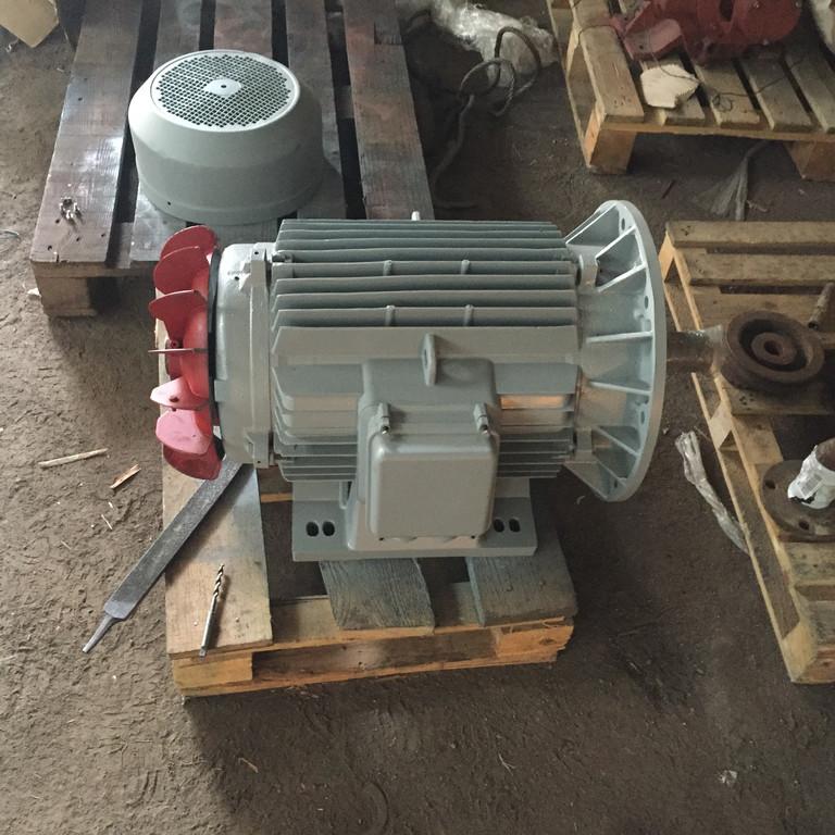 Электродвигатель АИР 45кВт/1500об комбинированное исполнение