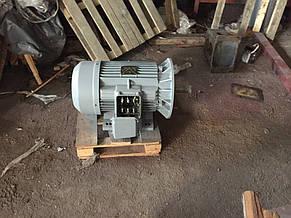 Электродвигатель АИР 45кВт/1500об комбинированное исполнение  3