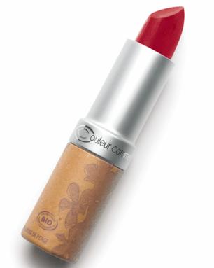 Помада матовая n°122 - Насыщенная ягода Couleur Caramel