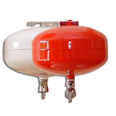 Модуль пожаротушения автономный объёмный настенный с СДУ СПРУТ-9 (он) -01