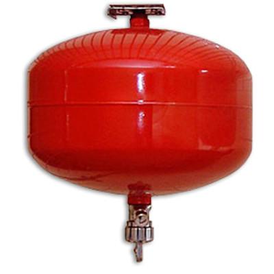 Модуль пожаротушения автономный поверхностный настенный с СДУ СПРУТ-15 (пн) -01
