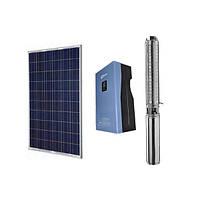 Система автономного полива и водообеспечения 1 кВт (50 м3)