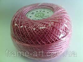 Madame Tricote Мая 50г/254м 312 розовый