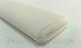 Креп-бумага 0330 50см*2,5м 40г Италия белый