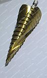 Ступенчатое сверло по металлу YDS (4-32), фото 2
