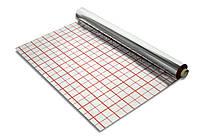 Фольга для теплого пола 50 м2 (55 микрон)