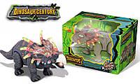 Животные 6632-1 Динозавр (Трицератопс)