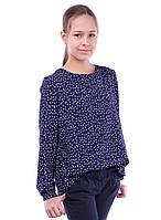 Школьная блузка Мила для девочки