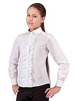 Нарядная школьная блузка Анита