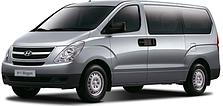 Пороги на Hyundai H-1 (c 2008--)