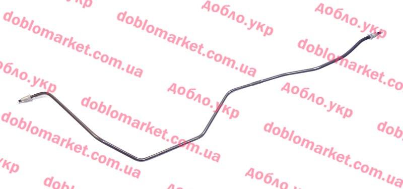 Трубка тормозная задняя правая Doblo 2005-2016, Арт. 51762079, 51762079, FIAT