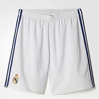 Мужские футбольные шорты Adidas Real Madrid Home (Артикул: AI5200)