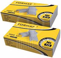 Скобы для степлера Format №24/6 F 47302 (10)
