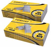 Скобы для степлера Format №10 F 47301 (10/1000)