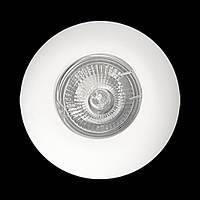 Светильник гипсовый [ Cast Light PL- 01 White ]