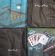 Декупажная салфетка Карты 966