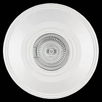 Светильник гипсовый [ Cast Light PL- 07 White ]