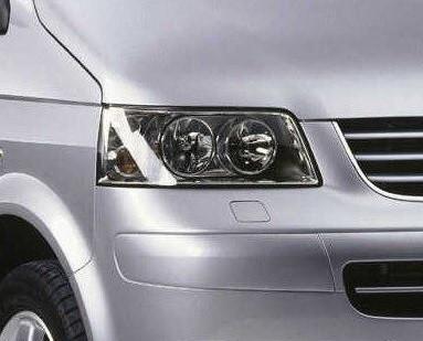 Защита фар для VW Transporter T5 2004- EGR