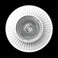 Светильник гипсовый [ Cast Light PL- 09 White ]  (есть цвет Antique Bronze)