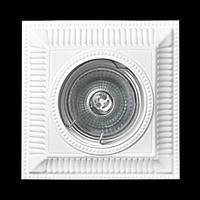 Светильник гипсовый [ Cast Light PL- 10 White ]  (есть цвет Antique Bronze)