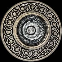 Светильник гипсовый [ Cast Light PL- 08 Antique Bronze ]