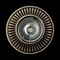 Светильник гипсовый [ Cast Light PL- 09 Antique Bronze ]