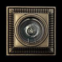 Светильник гипсовый [ Cast Light PL- 10 Antique Bronze ]