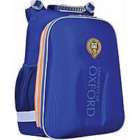 Рюкзак каркасный 1 вересня Н-12 Oxford blue 552823