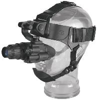 Приборы ночного видения Pulsar Challenger GS 1x20 в комплекте с маской