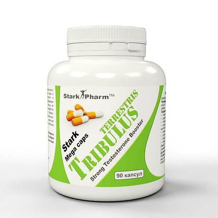 Бустер тестостерону Stark Tribulus 650 мг (90% Saponins) 90 капсул , фото 2