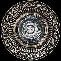 Светильник гипсовый [ Cast Light PL- 12 Antique Bronze ]