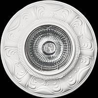 Светильник гипсовый [ Cast Light PL- 15 White ]  (есть цвет Antique Bronze)
