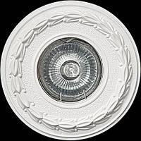 Светильник гипсовый [ Cast Light PL- 16 White ]  (есть цвет Antique Bronze)