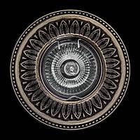 Светильник гипсовый [ Cast Light PL- 14 Antique Bronze ]
