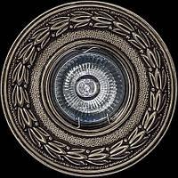 Светильник гипсовый [ Cast Light PL- 16 Antique Bronze ]