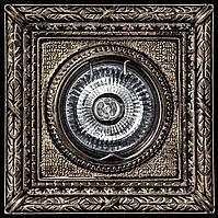 Светильник гипсовый [ Cast Light PL- 19 Antique Bronze ]