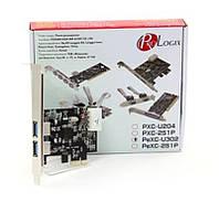 Контроллер PCI-E 2xUSB 3.0 ProLogix (PeXC-U302)