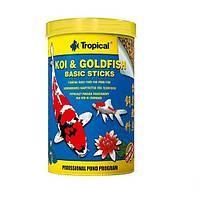 KOI & Gold Basic Sticks 1L /90g - палочки для декоративных рыб