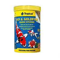 KOI & Gold Basic Sticks 21L /1,5kg - палочки для декоративных рыб