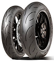 Мотошины Dunlop Sportmax Sportsmart 2 160/60R17 69W (Моторезина 160 60 17, мото шины r17 160 60)
