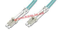 Оптический патчкорд LC-LC, 50/ 125, OM3, duplex, 5m (DK-2533-05/3)