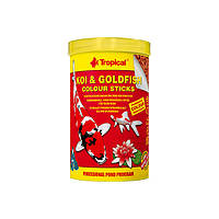 KOI & Gold COLOR 11L /900g - палочки для декоративных рыб