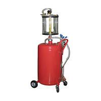 Установка для вакуумной откачки масла с мерной колбой (80л. ) G.i.kraft
