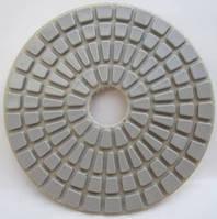 "Алмазный диск ""Черепашки"" полировать стекло, кварц,""Superpolishing"" 100x3x15 (Зерна от №30-Gloss GLOSS"