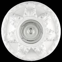 Светильник гипсовый [ Cast Light PL- 25 White ]