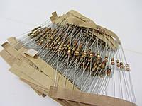Набор 0,25 Вт резисторов 12 -180 Ом 23 номинал по 10шт 230шт