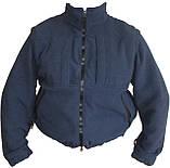 Куртка тактическая для охранных структур (Аналог 5.11)) синяя, фото 2