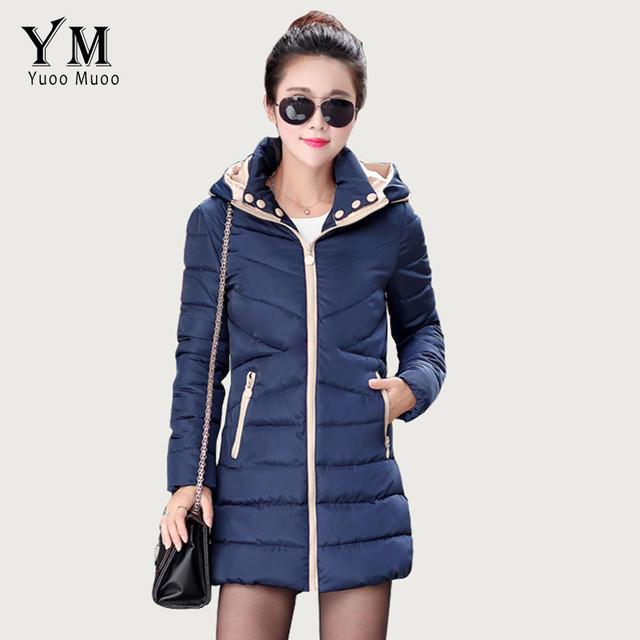 Женская зимняя куртка, пуховик Модель 737